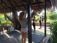 Yoga in koh mak