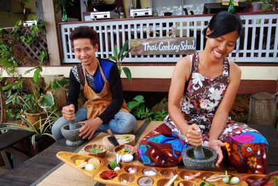 Activity 4 Cooking Class in koh chang and koh mak