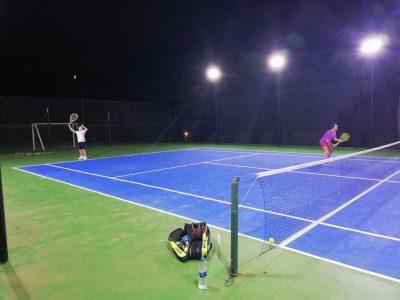 tennis koh chang