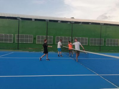 tennis koh mak