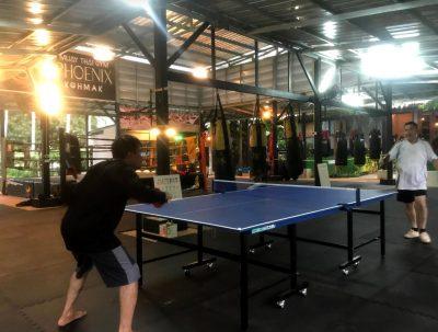table tennis koh mak island